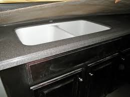 Corian Kitchen Sink by Countertops Corian Linen Countertop Leaky Faucet Shower Black