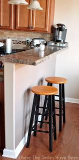 Classic Paint Boring Bar Stools Upcycled W Bronze