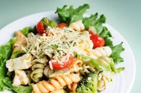 cold pasta dish simple pasta salad recipe at pakirecipes