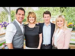 home family eric mabius kristin booth on their new series