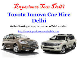 toyota cars official website toyota innova car hire delhi book online innova car on rent by