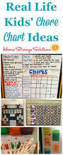 create kids u0027 chore chart to get whole family involved in household