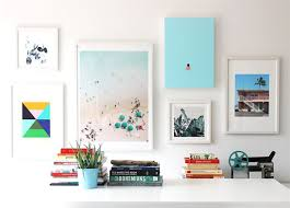 How To Hang Prints Apartment Hacks How To Curate Hang A Gallery Wall Like A Design