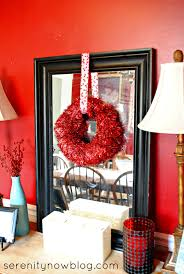 Valentine S Day Table Decorations by Serenity Now Valentine U0027s Day Decorations In My House