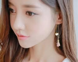 korean earings fashion jewellery etsy