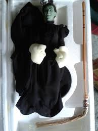 wicked witch of the east costume mattel timeless treasures porcelain wicked witch of the west doll
