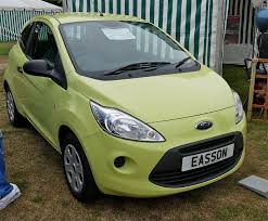 2012 Ford Ka File Ford Ka This Colour Seems To Be Popular Now Flickr Mick