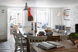 seaside home interiors home design fisherman dining areas fishermans cottage by ham