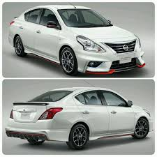 nissan thailand nissan almera nismo body kit by nks design thailand contact