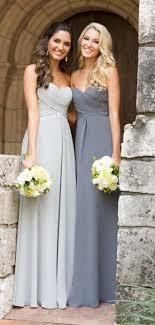 robe grise pour mariage robes chic en couleur grise pour mariage images de mariage