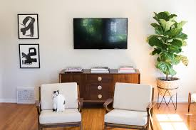 two ways to style a living room console devon rachel