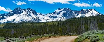 scenic byway 5 top stops on the sawtooth scenic byway redfish lake lodge