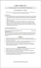 Lpn Resumes Templates Fancy Ideas Lpn Sample Resume 11 New Rn Resume Sample Licensed