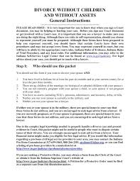 separation agreement form forms for legal separation x x us 2017