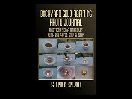 Backyard Gold Stephen Spevak Shares Over 200 Photos In His Step By Step Book