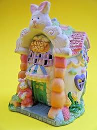 hoppy hollow easter hoppy hollow 2002 easter light up fruit shop 12 99 picclick