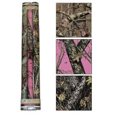 camo gift wrap mossy oak camo gift wrapping paper pink infinity
