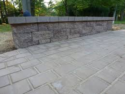 Paver Patio Nj Paver Patios In New Jersey Walkways Driveway Installation
