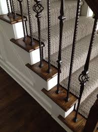 What Is A Banister On Stairs Best 25 Iron Stair Railing Ideas On Pinterest Wrought Iron