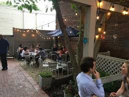 best outdoor dining in alexandria va