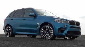 bmw jeep 2016 2016 bmw x5 m review youtube