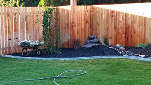 corner fence landscaping design peiranos fences choosing the