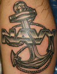 50 awesome anchor tattoo designs art and design