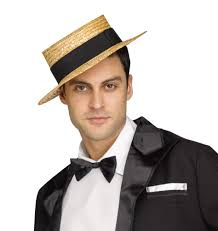 i love lucy ricky ricardo straw hat u0026 bow tie set halloween