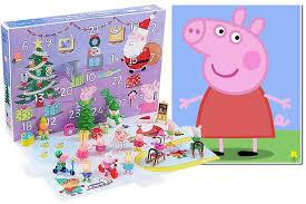 asda launching peppa pig toy advent calendar u0027s