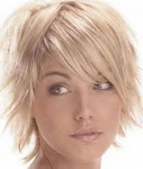 medium short haircut for thin hair women medium haircut