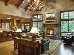 open great room floor plans lake house plan great room photo 01 plan 011s 0001 house plans