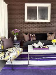Living Room With Area Rug - decorating inspiring patio decor ideas with decorative target