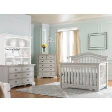 Convertible Crib And Dresser Set Davinci Meadow 3 Nursery Set 4 In 1 Convertible Crib