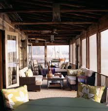 cabin porch log cabin porch porch rustic with enclosed porch black candle lanterns