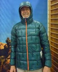 montbell alpine light down jacket ultralight insights what s new and exciting for ultralight