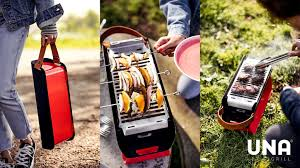 una grill the portable charcoal grill to carry anywhere by sherif