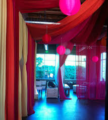 Chiffon Ceiling Draping Draping Chiffon Available In A Variety Of Colors Price Per