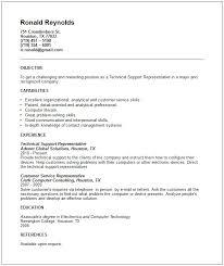 technical skills resume