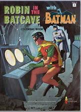batman coloring book 1966 ebay