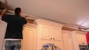 three piece crown moulding in 2 minutes youtube three piece crown moulding in 2 minutes
