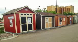 Office In A Shed Tuff Shed At The Home Depot Tuff Shed Monthly Features