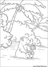 cute polar bear coloring pages coloring pictures panda bears