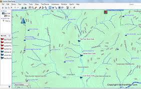 map usa garmin free gpsfiledepot free garmin gps maps section hikers backpacking
