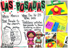 las posadas with a freebie step into 2nd grade