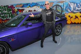 hellcat demon engine celebrity drive twisted sister u0027s dee snider and his dodge motor