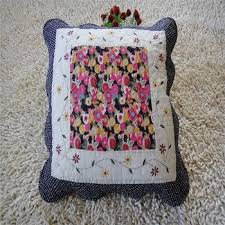 Sofa Cushion Cover Replacement by Black Selvage Sofa Cushion Cover Hand Embroidery Design Buy