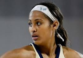 skylar diggins headband skylar diggins sportswoman of the year news the daily domer