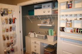 custom closet craft storage ideas for small spaces painted with