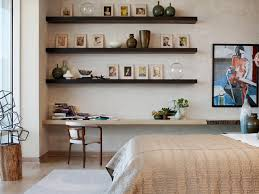 furniture u0026 accessories floating shelves ideas with wall