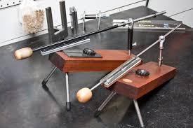 Best Sharpener For Kitchen Knives Homemade Knife Grinding Jig Bing Images Projekty Do